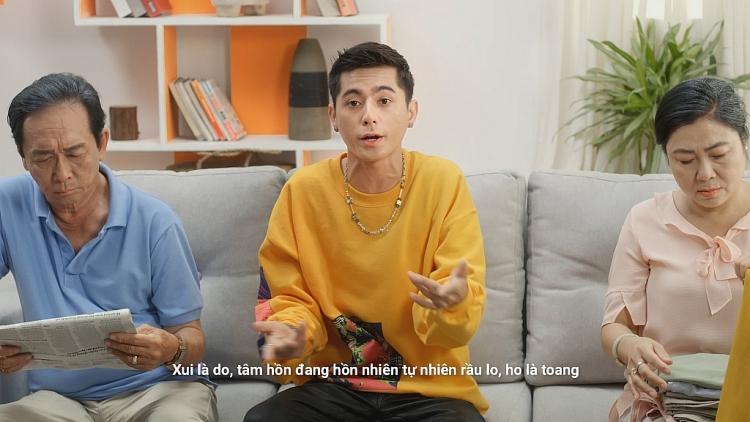 Đón Tết an toàn cùng Lăng LD với MV mới 'Tết nay sao?'