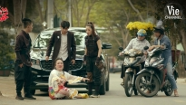 'Số độc đắc' tập 3: Jun Phạm xui xẻo ngập đầu với pha chơi xấu của 2 'cộng sự dỏm' Puka - Ngọc Trai