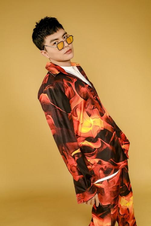 Steven Nguyễn 'hớp hồn' các fan nữ với phong cách 'bad boy'