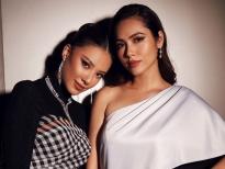 Dàn người đẹp 'Hoa hậu hoàn vũ Việt Nam' hội ngộ tại thảm đỏ WeChoice Awards 2020