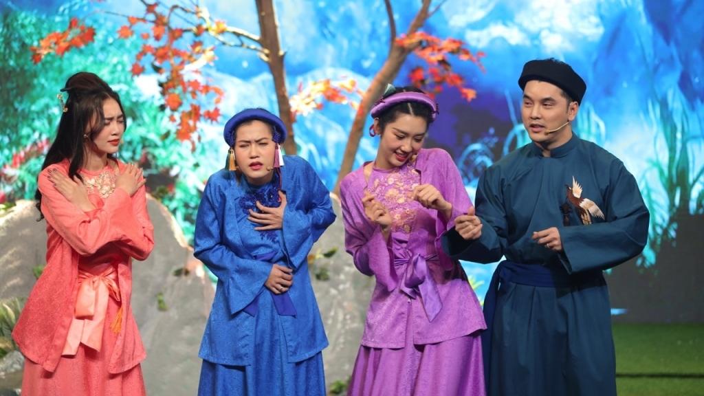 Ưng Hoàng Phúc hát lại bản hit cùng nhóm nhạc mới nổi tam ca '7 Nụ'
