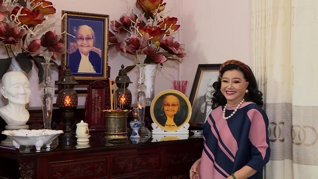 NSND Kim Cương lấy thiện nguyện là lẽ sống ở tuổi 83