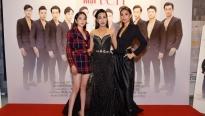 Võ Hoàng Yến rạng rỡ chúc mừng nghệ sĩ LGBT Hà Kiều Anh ra mắt web-drama