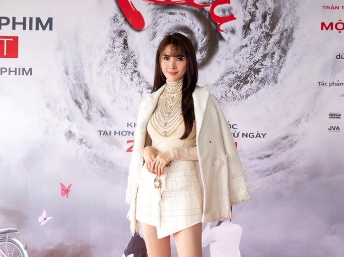 Hoa hậu Phan Thị Mơ nói gì khi 'Kiều @' sắp ra rạp nhưng lại gặp dịch Covid-19?