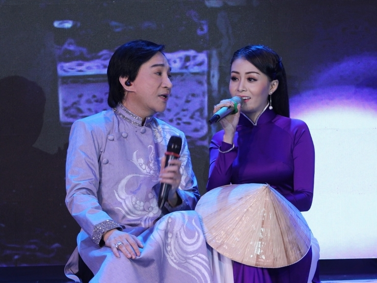 Võ Ngọc Quyền xúc động hội ngộ NSƯT Kim Tử Long