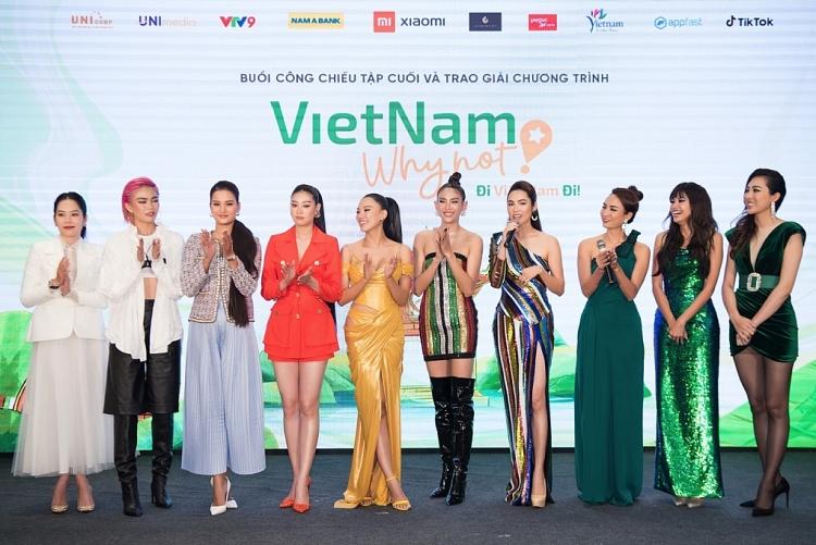 'Đi Việt Nam đi - Vietnam why not' và những kỷ niệm thú vị