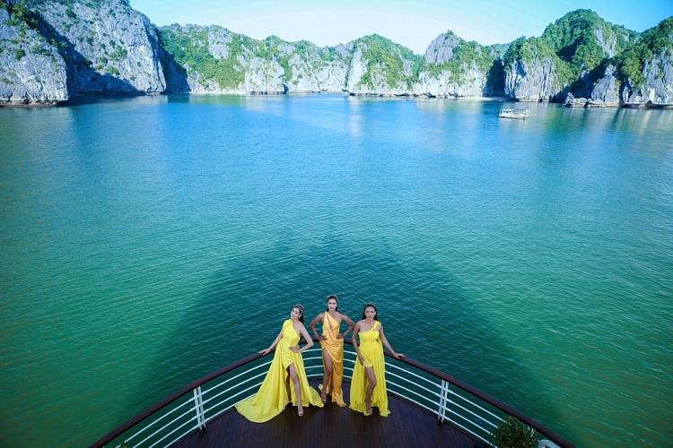 Chung kết 'Đi Việt Nam đi - Vietnam why not': Khăn Rằn chiến thắng sít sao với Nón Lá
