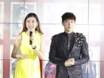 Ca sĩ Nguyên Vũ sánh đôi cùng Á hậu Thúy Vân trao giải Người mẫu nhí xuất sắc nhất 2017