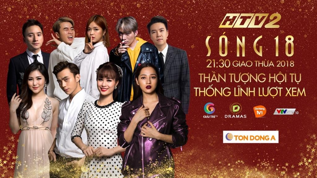chuoi chuong trinh dac biet dem giao thua tren htv2 dramas giai tri tv vtvcab10