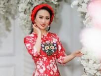 Trước thềm năm mới, Hoa hậu Diễm Châu trổ tài làm thơ xuân