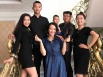 NTK Valentines Vân Nguyễn đón Tết tại quê nhà cùng gia đình