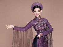 Rạng ngời mùa Xuân với Hoa hậu Vũ Lâm