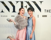 hhen nie xuat hien than thai ngut ngan ca tinh tai new york fashion week