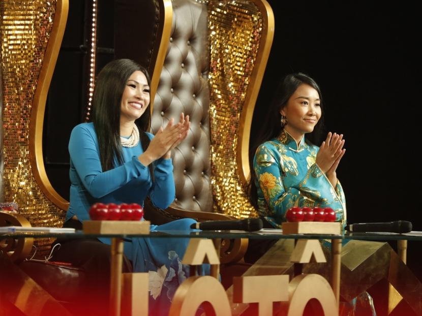lo to show ganh hat ngan hoa phuong thanh va doan trang cham diem bang cai luong