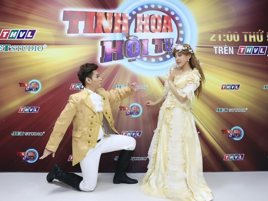 Bảo Chu làm ảo thuật hóa thân thành 'Romeo phiên bản Việt'