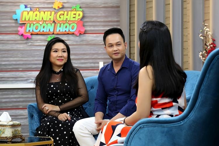 "Chong bi che tinh ""dan ba"" nhung ca si Truong Anh Dao lai hanh phuc den phat khoc"