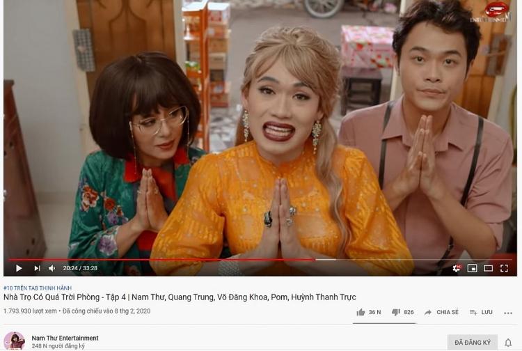 tap 4 nha tro co qua troi phong lot top 10 thinh hanh youtube