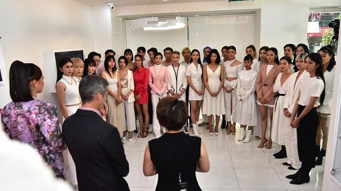 moi cham tran top 30 vietnams next top model mua thu 9 da drama ngat troi trong thu thach truoc them nha chung