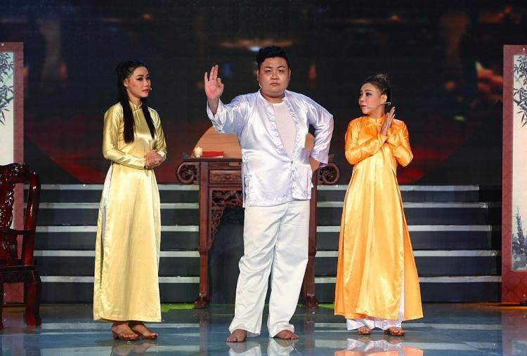 Hey Man và 3 Cô gái tranh ngôi Quán quân 'Lô tô show – Phiên bản nghệ sĩ'