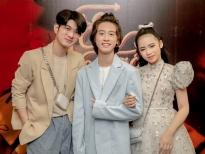 NTK Nguyễn Minh Công cùng mẫu nhí Bảo Hà mừng Gia Khiêm ra mắt MV 'Em muốn đi đâu'