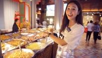 Theo chân Hà Thu đi ăn ngon đến 'đuối sức', cùng khám phá IconSiam Thái Lan
