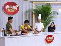 'Đấu trường ẩm thực': Hoàng Hải vừa nấu ăn vừa hát 'vọng cổ hài' khiến Dương Lâm thích mê