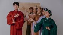 Quang Đăng tái hiện hình ảnh của 'Vũ nông dân'
