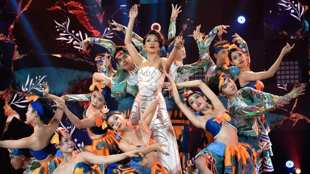 Diva Trần Thu Hà lần đầu tham gia 'Gala nhạc Việt'