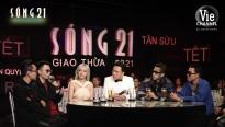 Dàn All-Star 'Rap Việt' đổ bộ 'Sóng 21', hứa hẹn những màn kết hợp siêu ấn tượng trong đêm giao thừa