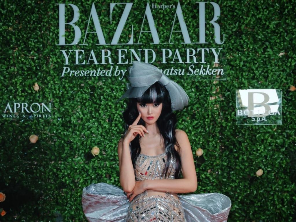 'Cô gái của các sàn diễn thời trang không tưởng' Jessica Minh Anh chia sẻ dự án đầy 'táo bạo'