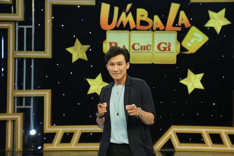 Chí Thiện cùng Liêu Hà Trinh 'cầm trịch' 'Úm ba la ra chữ gì?' mùa 3