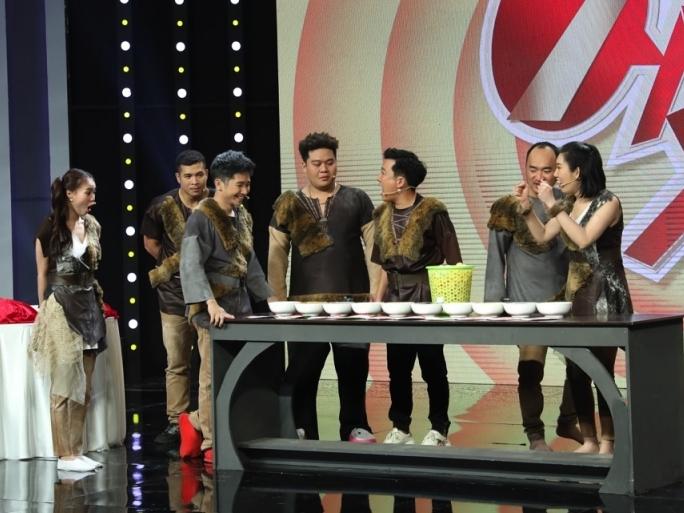 Chương trình '7 nụ cười xuân' 'suýt hỏng' vì sự xuất hiện của Ricky Star & Yuno Bigboi?