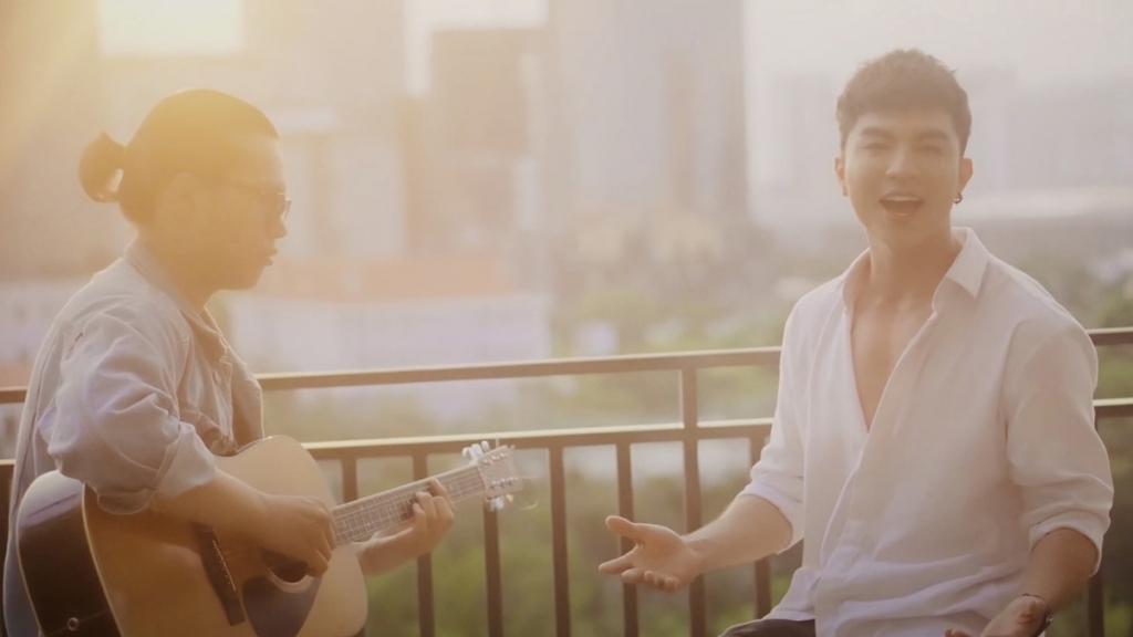 Soái ca Steven Nguyễn khiến fans nữ ngất ngây với bản cover cực ngọt 'Từ ngày em đến'