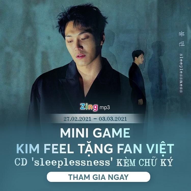 Ca sĩ nhạc phim 'Reply 1988' tặng CD cho fan Việt trên Zing MP3