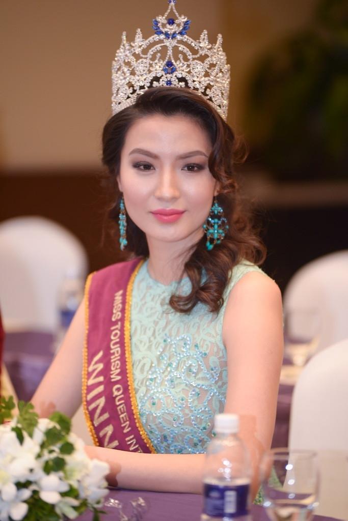 thai lan dang cai cuoc thi hoa hau dong thi sinh nhat the gioi miss tourism queen international