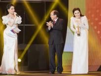 'Ngọc nữ Bolero' Tố My xúc động nhận giải 'Ca sĩ Bolero của năm'