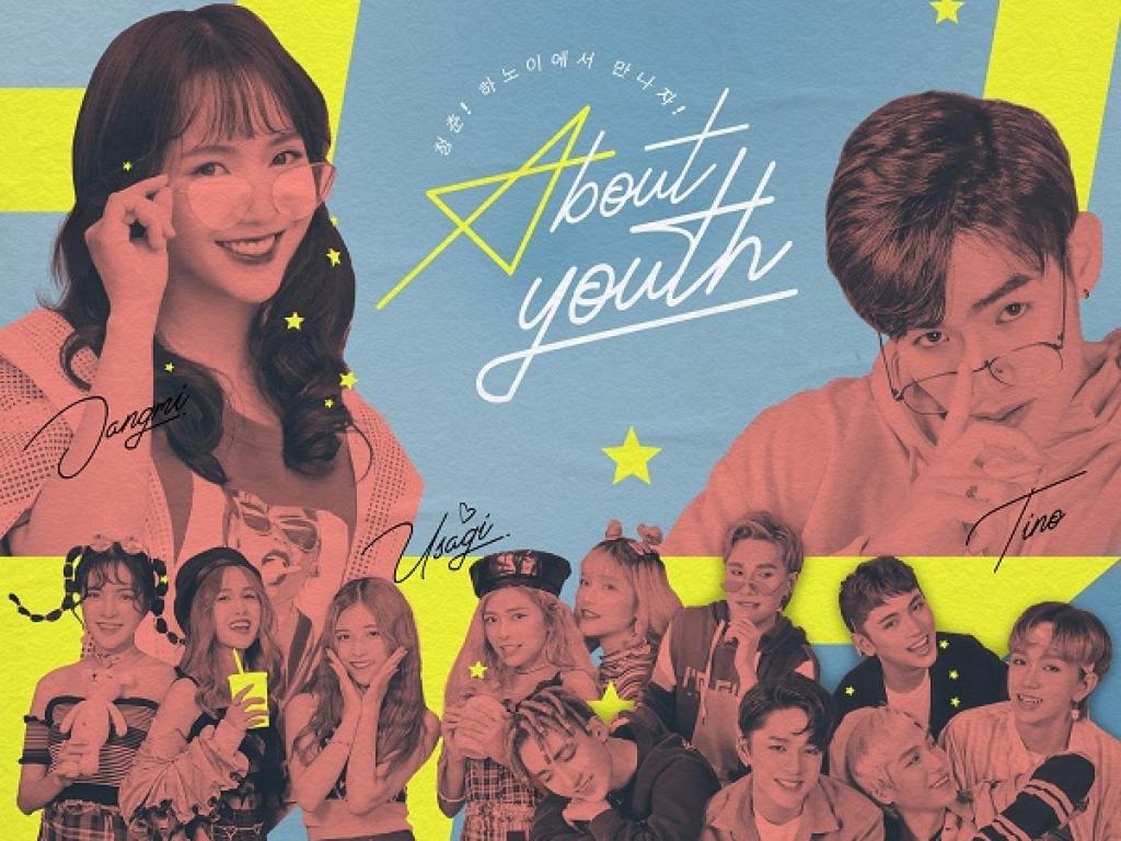 jang mi lan dau ket hop cung tino zero 9 va usagi ra mat album ost web drama about youth