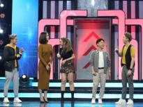 Thanh Duy suýt công khai 'tình mới' Khổng Tú Quỳnh trên sóng truyền hình