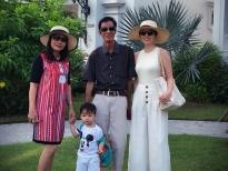 Hủykế hoạch du lịch cùng gia đình vì Corona, Dương Cẩm Lynh tự tay vào bếp