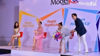 model kid vietnam tap 4 mau thuy gay bat binh khi thang tay loai 3 thi sinh
