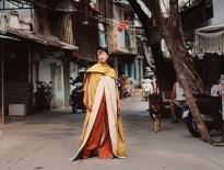 fashionista thu anh ho mang boi canh viet nam len bao thoi trang duc