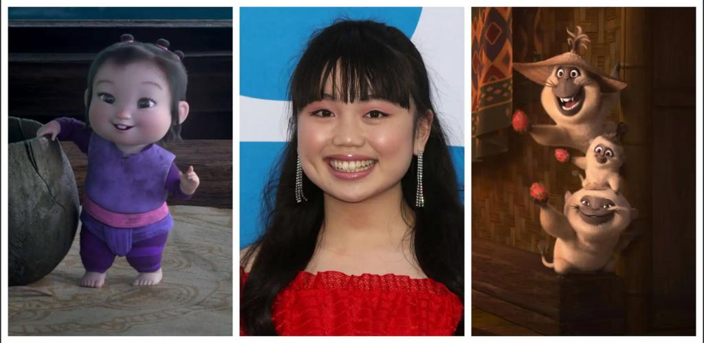 4 nghệ sĩ gốc Việt góp mặt trong siêu phẩm hoạt hình 'Raya và rồng thần cuối cùng' là ai?