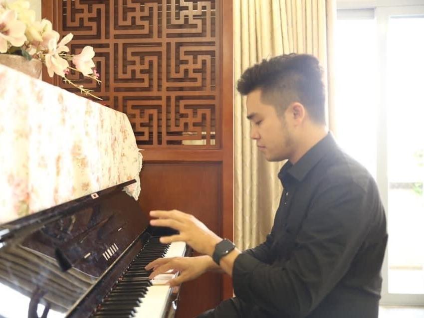 Nhạc sĩ Thành Nguyễn gửi gắm những nỗi nhớ thương vào bài hát mới về Hà Nội
