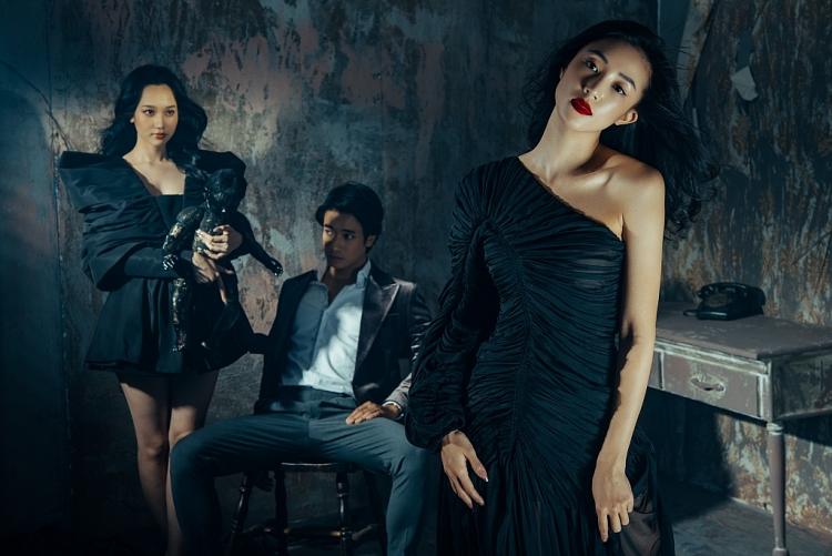 Đạo diễn Victor Vũ lên tiếng về tin đồn 'nuôi' Kumanthong