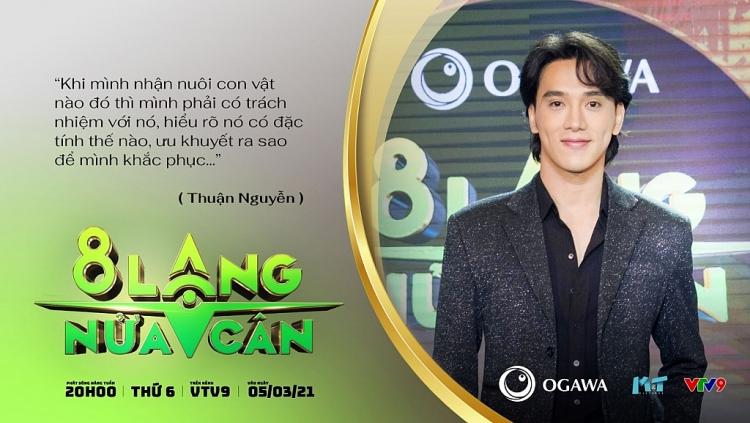 Tám với Thuận Nguyễn về câu chuyện nuôi thú cưng