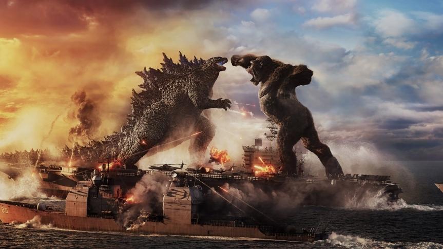 Godzilla và Kong: Hai đại titan chuẩn bị đại chiến màn ảnh trong tháng 3