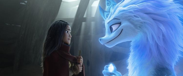 'Raya và rồng thần cuối cùng': Bom tấn hoạt hình hoành tráng ra đời giữa vùng dịch