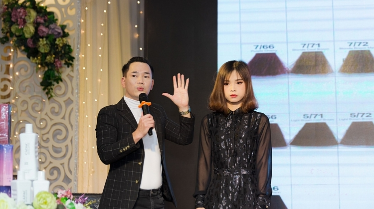 Vua tóc Nguyễn Duy: Mong có một đêm chung kết cháy hết mình về nghệ thuật ngành tóc
