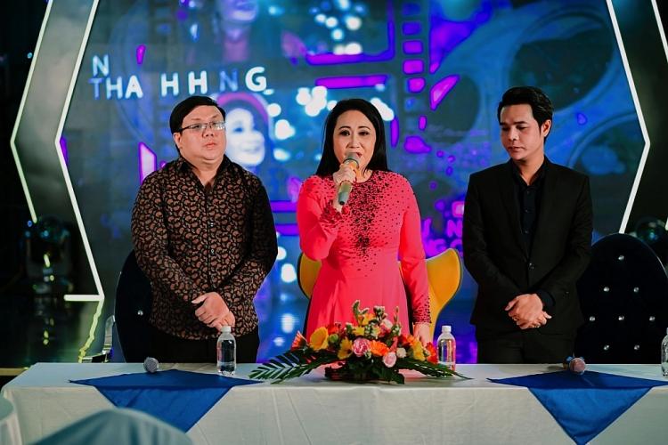 Nghệ sĩ Thanh Hằng lần đầu tiên ra mắt minishow cá nhân, kết hợp cùng NSƯT Hoài Linh