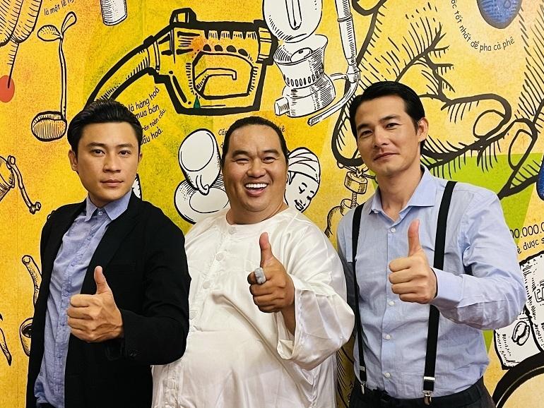 Quách Ngọc Ngoan 'tái xuất' phim truyền hình cùng lúc hai vai diễn